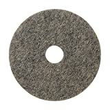 Pad 17' Diameter Hog's Hair Strip Floor Pad For Buffer Polish Scrubbing