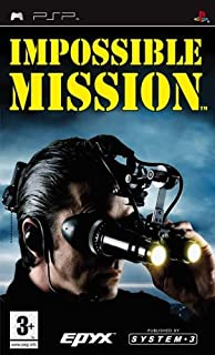 mission impossible psp game