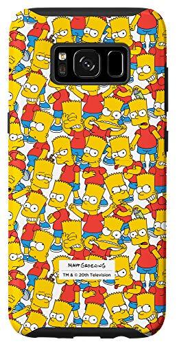 Galaxy S8 The Simpsons Bart Simpson Print Case