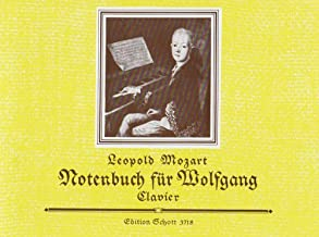 Best leopold mozart piano Reviews