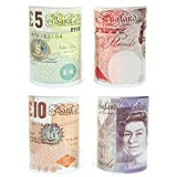 Carousel Home Tirelire en métal Multicolore