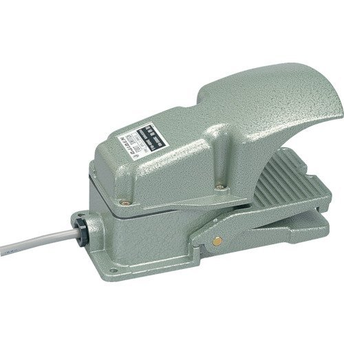 オジデン フットスイッチ SM2C形 保護カバー付 OFL-1-SM2C