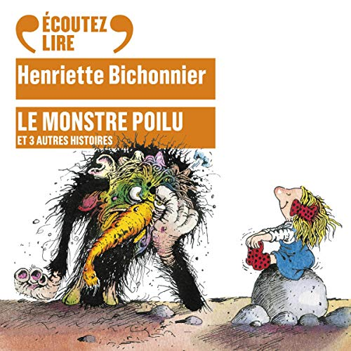 Le monstre poilu et trois autres histoires Titelbild