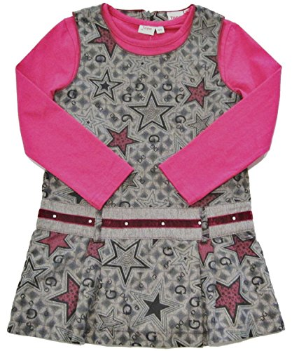 Topo in Fashion, 2 teiliiges festliches Set, Kleid mit Langarmshirt (104)