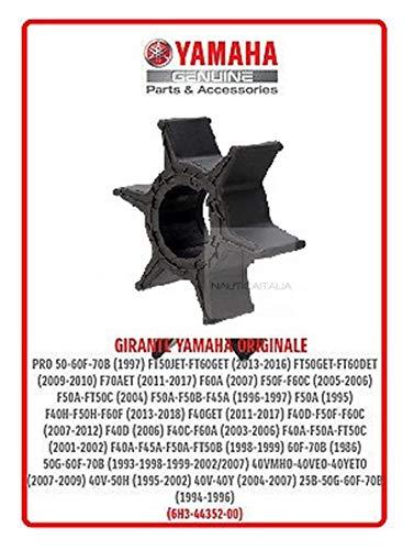 GIRANTE Yamaha Originale FUORIBORDO 6H3-44352-00
