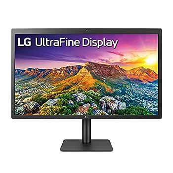 LG 27MD5KL-B Ultrafine 27  IPS LCD 5K UHD Monitor  Renewed