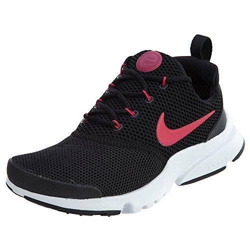 Zapatillas Nike – Presto Fly (GS) Negro/Rosa/Blanco Talla: 38,5