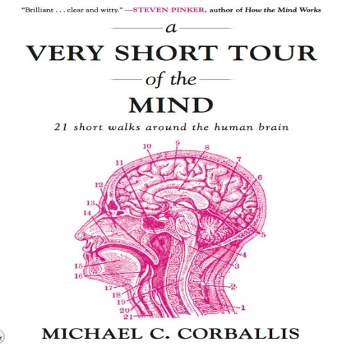 A Very Short Tour of the Mind audiobook cover art
