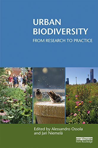 Urban Biodiversity: From Research to Practice (Routledge Studies in Urban Ecology) (English Edition)