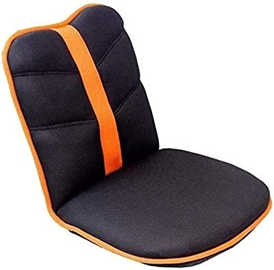 QPLKKMOI Floor Folding Gaming Sofa Chair Lounger, Transformable Folding Sleeper Lounge