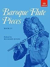 Baroque Flute Pieces (Bk. 4)