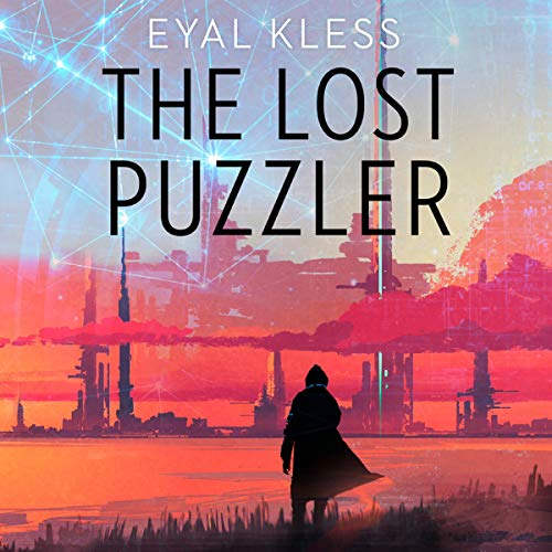 The Lost Puzzler  audiobook cover art