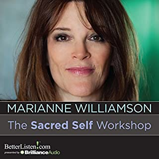 The Sacred Self Workshop cover art