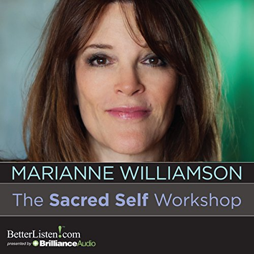 The Sacred Self Workshop audiobook cover art