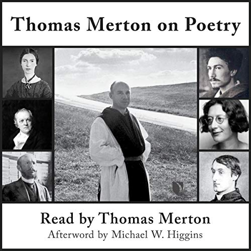Thomas Merton on Poetry copertina