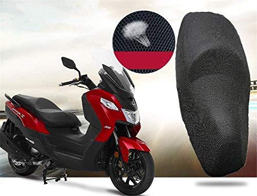 Funda y molduras para cojín de asiento de motocicleta SYM CRUISYM 300 CRUISYM 150, malla 3D, funda de cojín de aislamiento CRUISYM300 150 (Cruisym 150)