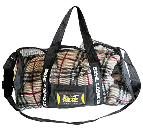 Fitdom Extra Large Mesh Duffle Bag