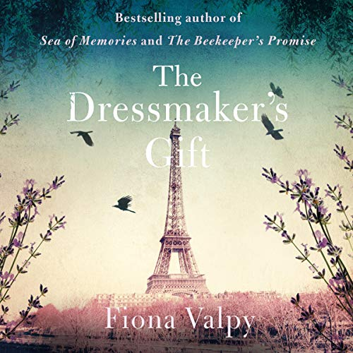 The Dressmaker's Gift audiobook cover art