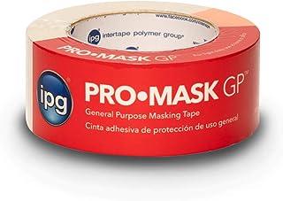 "IPG ProMask GP, General Purpose Masking Tape, 1.88"" x 60 yd (Single Roll)"