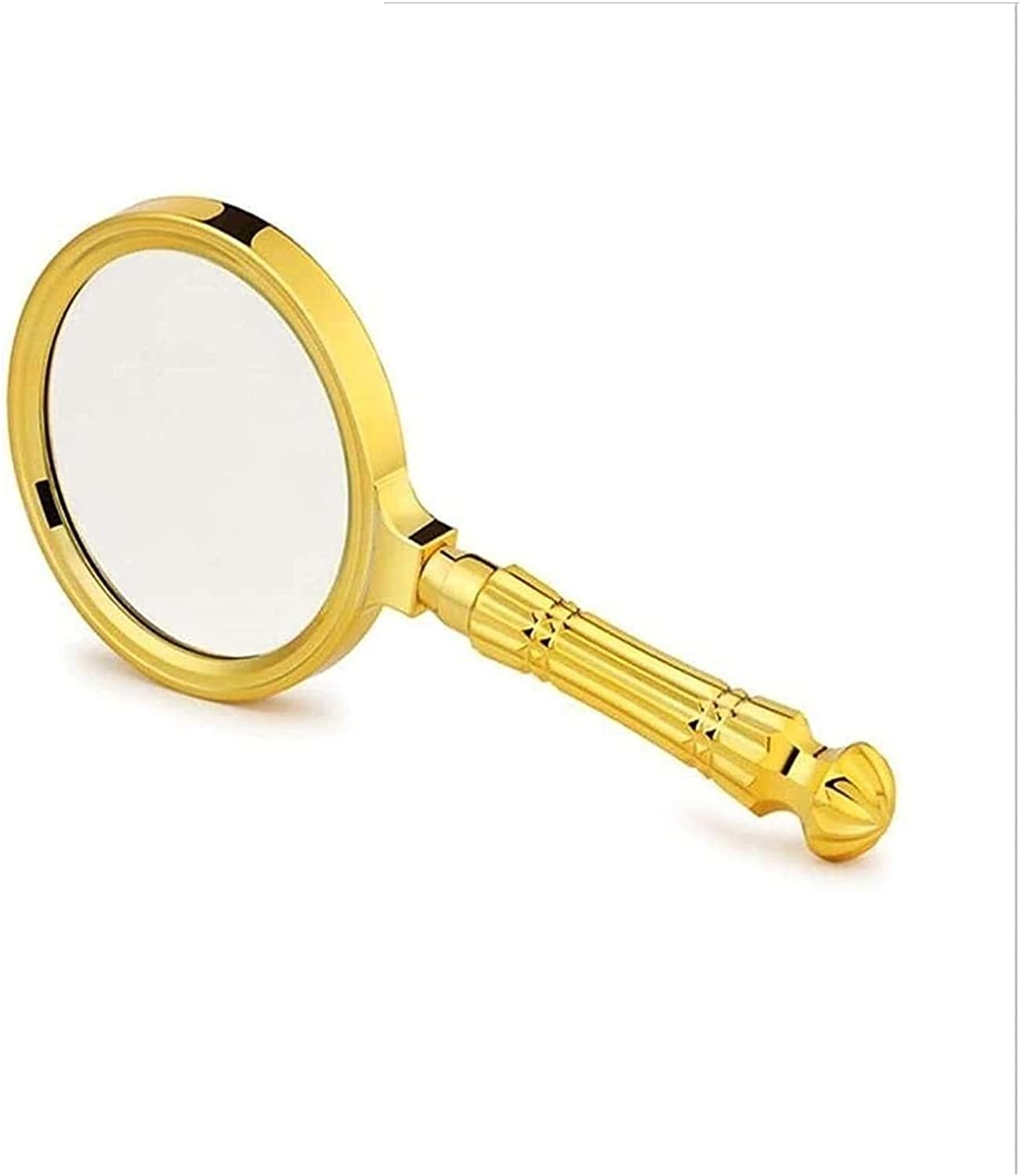 WHZG Magnifying High quality new San Jose Mall Glass Hand Holding Held Magnify