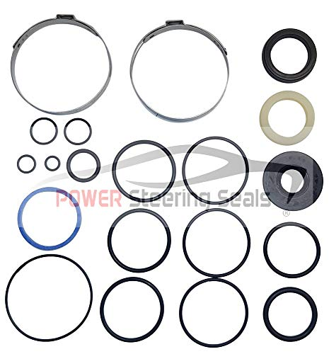 Power Steering Seals - Power Steering Rack and Pinion Seal Kit for Lexus LX470