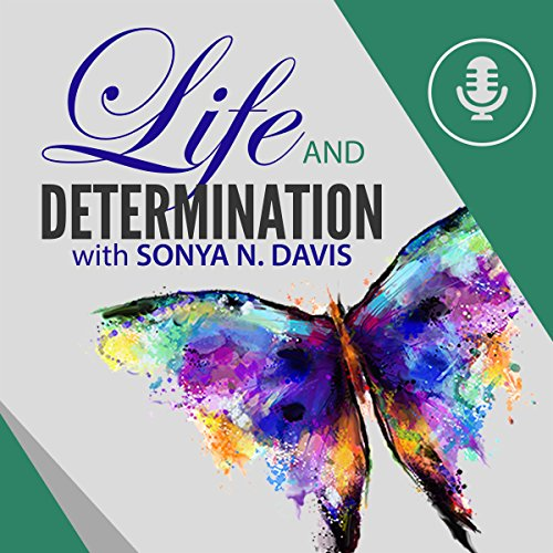 Life and Determination audiobook cover art