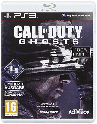 ACTIVISION Call of Duty–Jeu (Playstation 3, RTS (stratégie en temps réel), infinity Ward, neversoft, Raven logiciel)