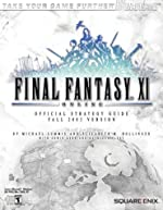 FINAL FANTASY® XI Official Strategy Guide de Michael Lummis