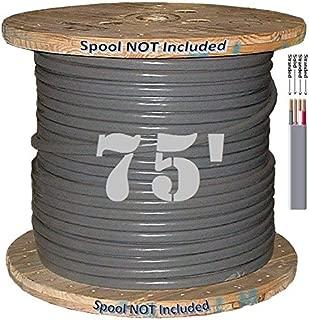 underground 110v electrical wire
