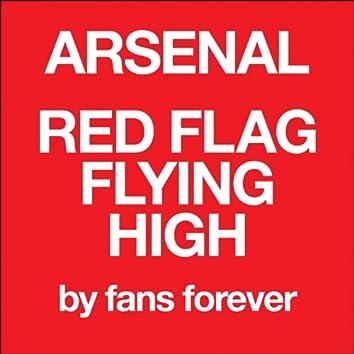 Arsenal Red Flag Flying High