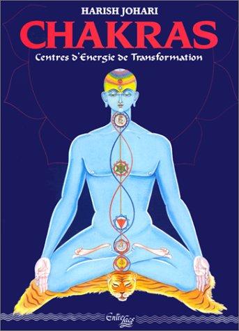Chakras: centros de transformación de energía