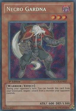 Yu-Gi-Oh! - Necro Gardna (LCGX-EN027) - Legendary Collection 2 - Unlimited Edition - Secret Rare