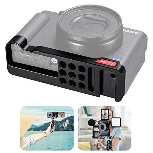 Accesorios de cámara para Sony ZV1 extensión soporte base placa para ZV-1...