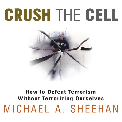 Crush the Cell audiobook cover art
