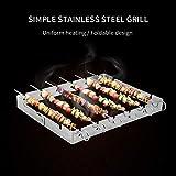 Zoom IMG-1 spiedini per barbecue carne accessori