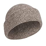 4. Rothco Ragg Wool Watch Cap Grey