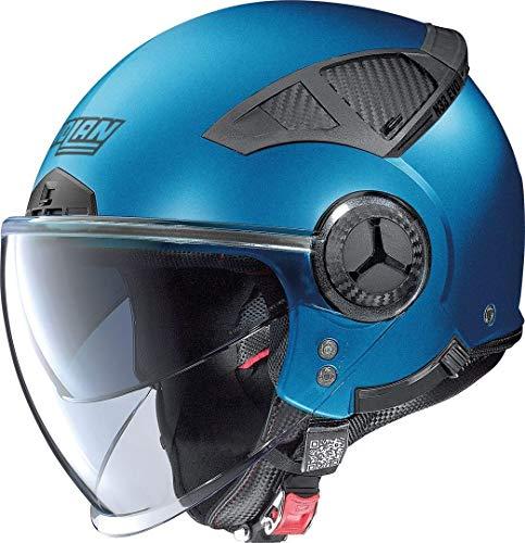 NOLAN CASCO N33 EVO CLASSIC FLAT SAPPHIRE BLUE M