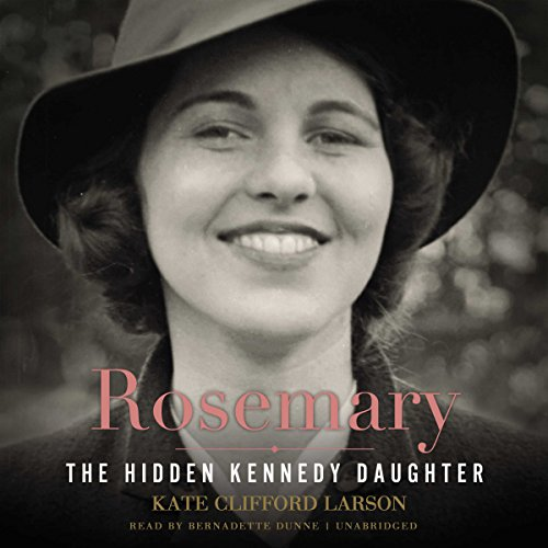 Rosemary audiobook cover art