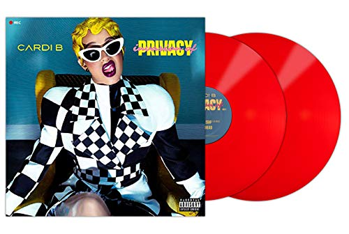 Invasion Of Privacy - 2×Vinyl, LP, Limited Edition, Red - Exclusive