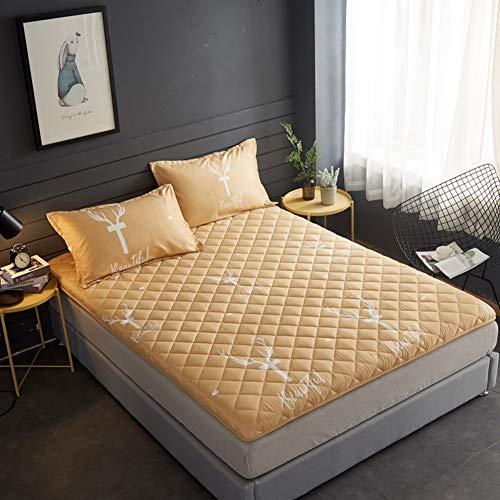 Gestikte Tatami Futon matras, opvouwbare tatami matrasoplegger, topper, slapen voor op de camping en thuis.