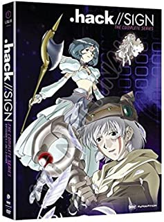 .hack//SIGN:コンプリート・シリーズ 北米版 / .Hack/ / Sign: Complete Series [DVD][Import]