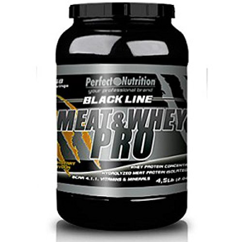 Perfect nutrition Black line Meat & Whey Pro 2 kg Chocolate