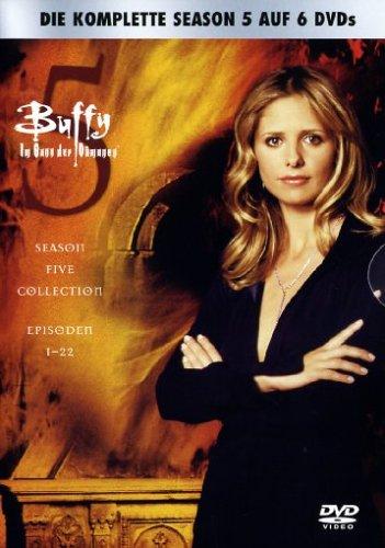 Buffy - Im Bann der Dämonen: Die komplette Season 5 (6 DVDs)