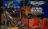 galoob Micro Machines Star Wars Chewbacca/endor Playset