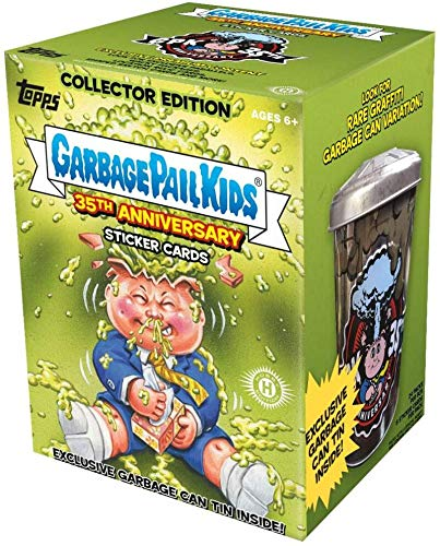 2020 Topps GPK Garbage Pail Kids 35th Anniversary Collector