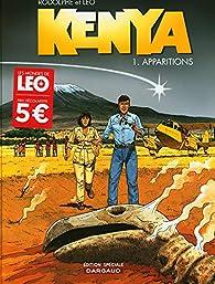 Kenya - Cycle 1 de Kenya, tome 1 : Apparitions par  Leo