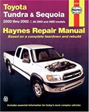 Best 2001 toyota tundra owners manual Reviews