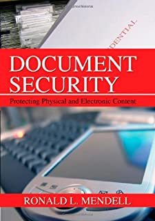 document security protecting physical and electronic content