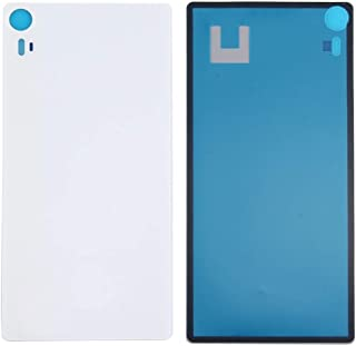 Battery cover Jrc For Lenovo Vibe Shot / Z90 Battery Back Cover(Black) Mobile phone accessories (Color : White)