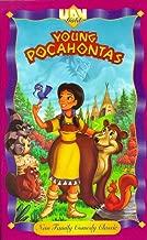 Young Pocahontas VHS
